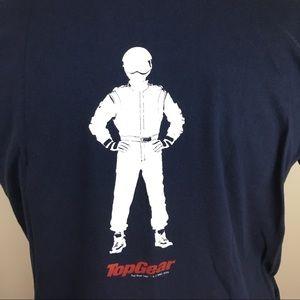 American Apparel Shirts - Men's I Am The Stig T-shirt Blue XL BBC Top Gear